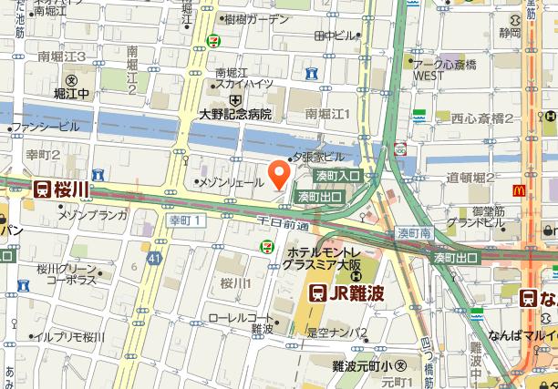 Micasadeco&Cafe ミカサデコアンドカフェ地図