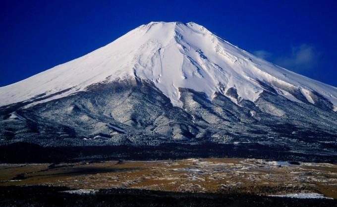 mount-fuji-84135_1280